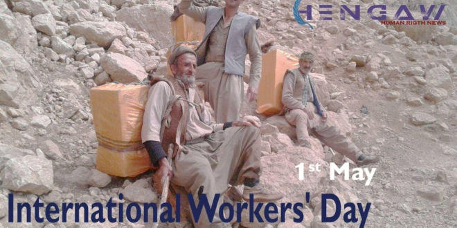 The report of the 1st of May: the violations of the Kurdish workers' rights