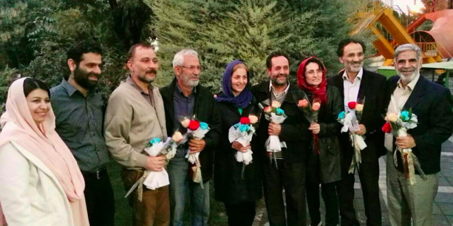 Iranian security forces released 9 Baha'i citizens on bail