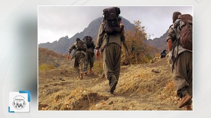 وقوع درگیری مسلحانه در مرزهای سلماس و کشته شدن ۶ عضو از طرفین درگیری