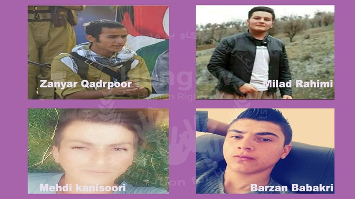 4 Minors Arrested in Baneh and Paveh