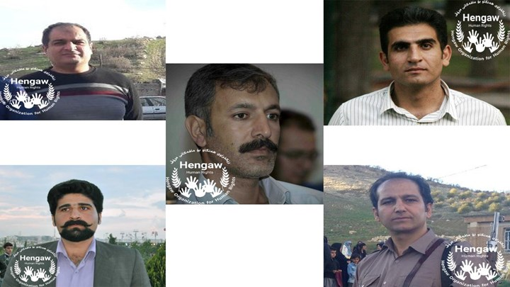Mostafa Bagheri Ashna of Kurdish cultural activists went on hunger strike