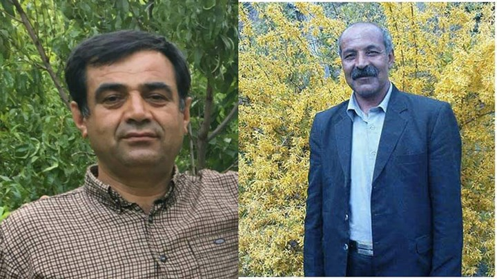 Khaled Hosseini and Muzafar Salehinia were arrested from Sanandaj workers' activists