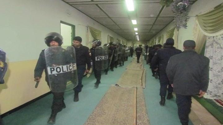 شورش در زندان ارومیه در پی خودسوزی یک زندانی