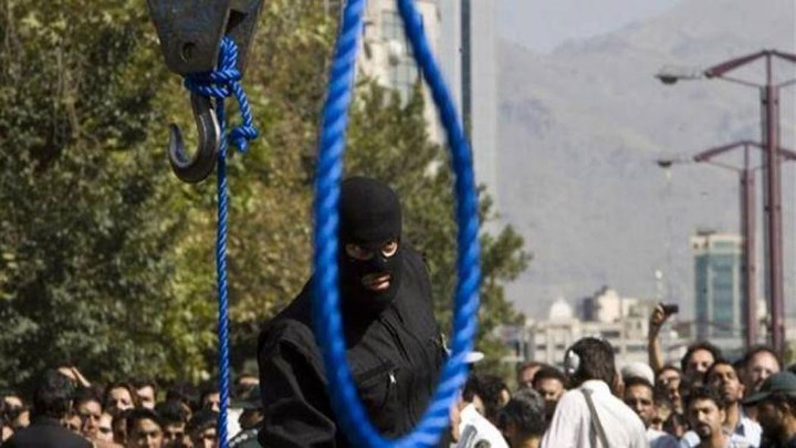 Execution of a citizen from Lorestan in Bandar Abbas Prison