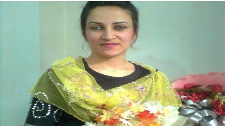Sharareh Eliasi Executed in Sanandaj's Prison