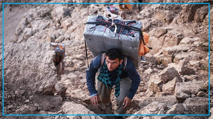 At Least 27 Kurdish Porters Killed, Injured in Iran During July