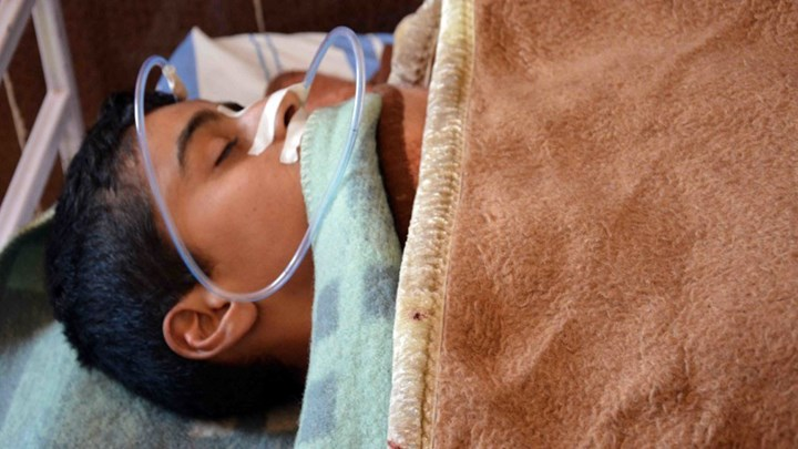 Marivan: Twelve-year Kurdish Child Loses Both Arms in Landmine Explosion