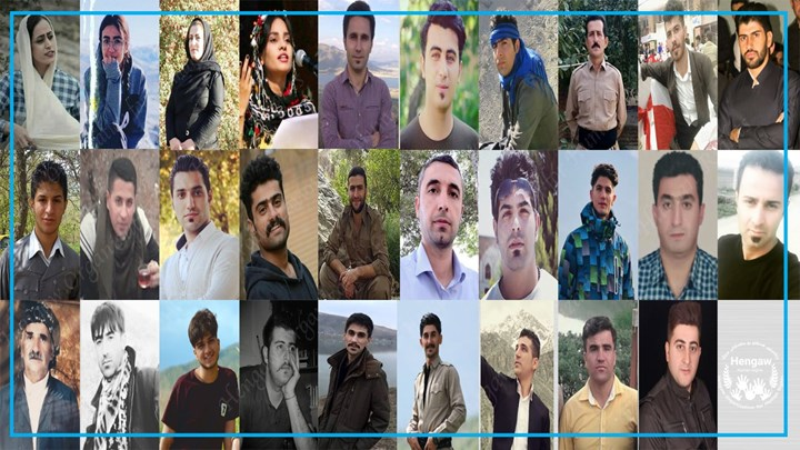 Update on the situation of recent mass detention of 34  Kurdish citizens in Iranian Kurdistan