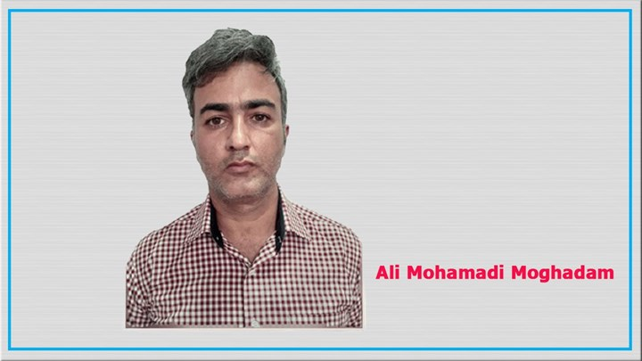 Ali Mohammadi Moghaddam is still on a hunger strike after 14 days