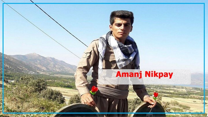 Kurdish environmental and civil activist, Amanj Nikpey sentenced to 2 years in prison