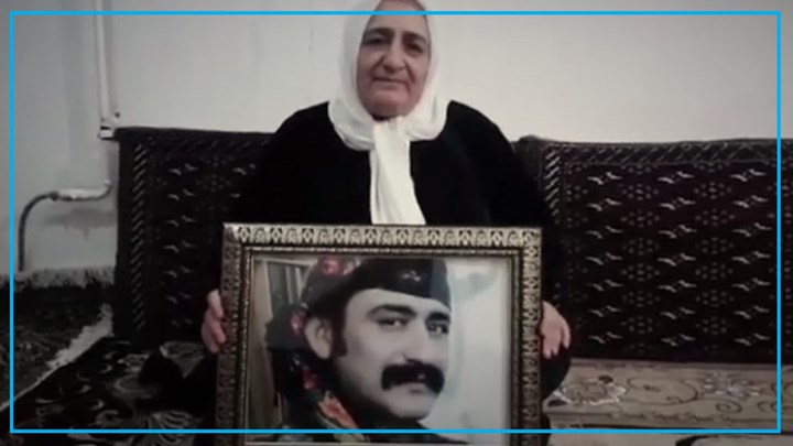 Kurdish mother , Zeinab Ismaili's sentence reduced to one year in prison by the Iranian Islamic Revolutionary Court