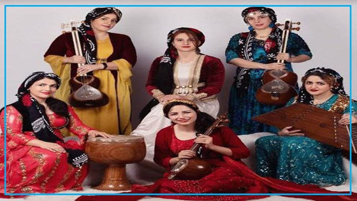 Iranian Security agencies put pressure on the Glaris women's music band in Kermanshah and arrest two of its members