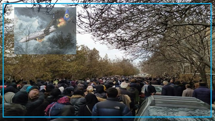 Sanandaj prosecutor issues an indictment against 11 Kurdish citizens  who protested the demolition  of Ukrainian plane by the Iranian Islamic Revolutionary Guards
