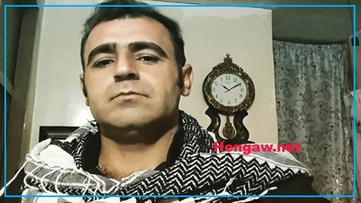 Kurdish citizen, Khairat Parvazeh detained to serve his sentence