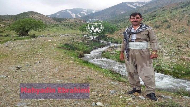 A kurdish political prisoner was sentenced to death