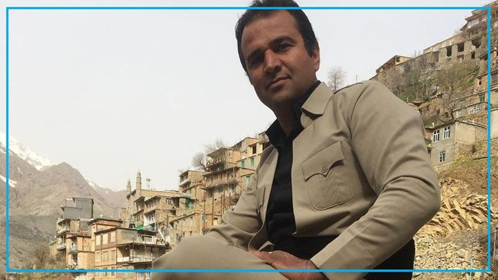 Rostam Ebrahimi, Kurdish citizen from Kamyaran, sentenced to 10 months in prison