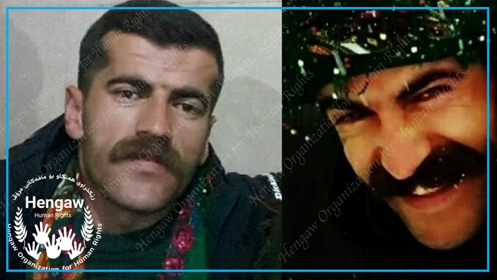 Shakir Behroozi, a Kurdish political prisoner, Sentenced to death for the second time
