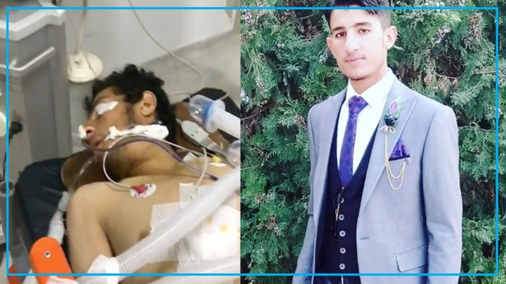A Kurdish Kolbar died of his injuries eight days later