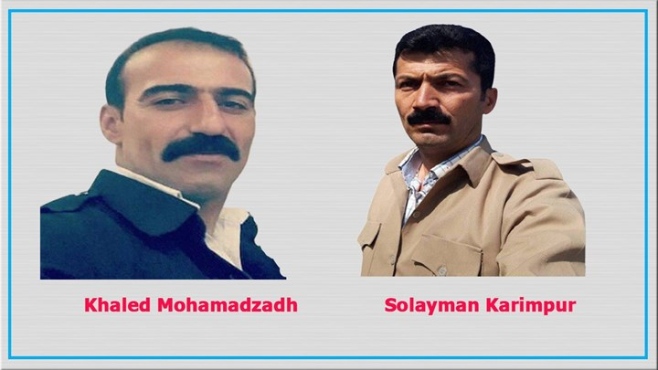 2 detained Kurdish citizens  from Mahabad  in Iranian Kurdistan  have been transferred to the central prison of this city