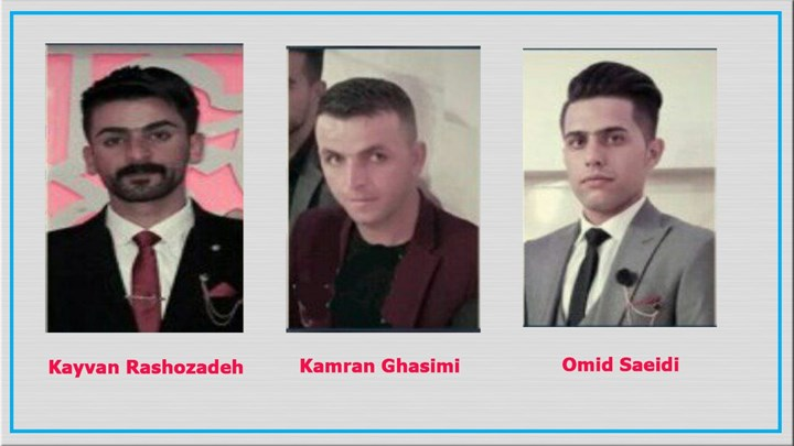 5 Kurdish political prisoners From Urmia sentenced  to a total of  25 years in prison