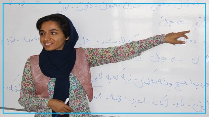 Zahra Mohammadi (Zara), Kurdish language teacher's  5 years imprisonment sentence confirmed